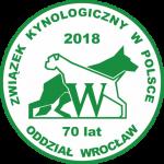 Związek Kynologiczny w Polsce, oddział Wrocław
